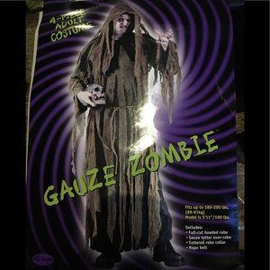 Other - Men's Gauze Zombie Costume